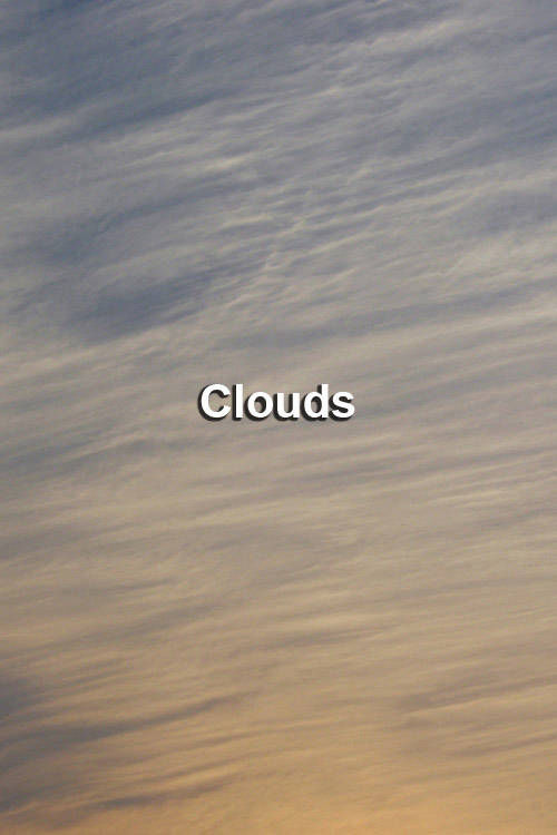 Clouds Photographic Backdrop - Maret Pro Lab